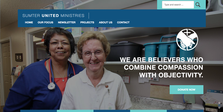 Nonprofit Client-Sumter United