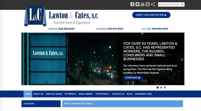 Business- Lawton Cates