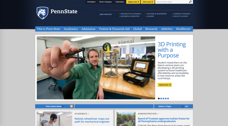 Business- Penn State